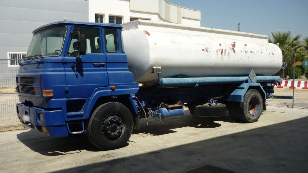 camion desguace tayser2020