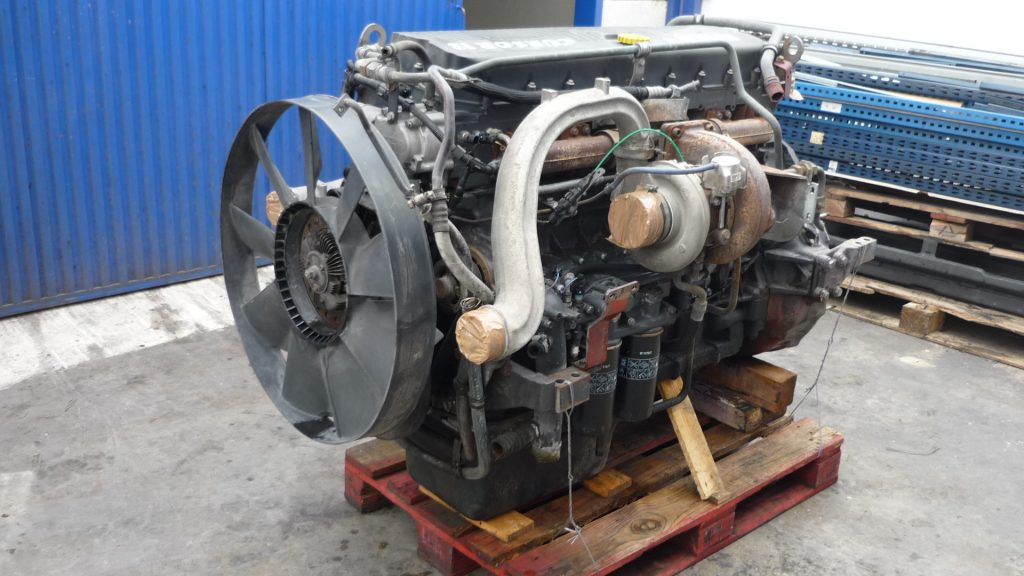 motor camion tayser2020
