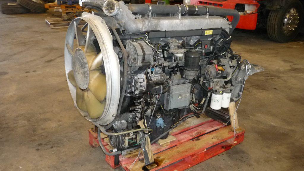 motor desguace camion